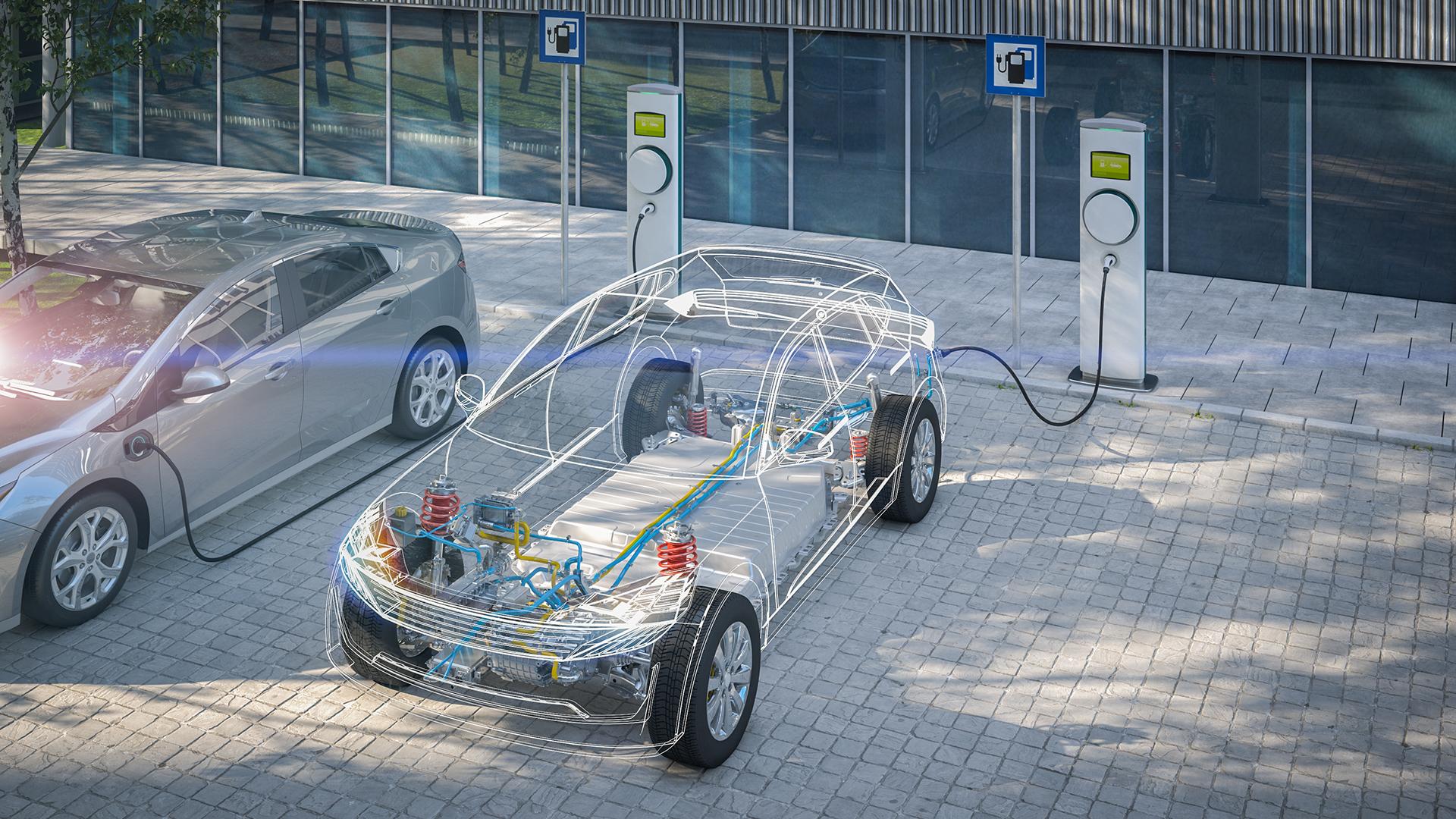 PARMENAS Finanzierung - Innovationen für zukunftsweisende Mobilität